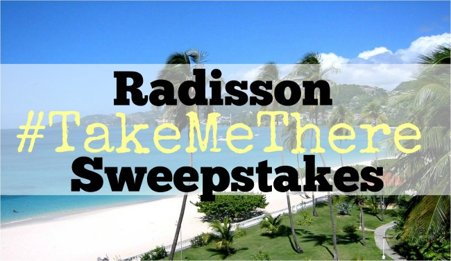 Radisson sweepstakes