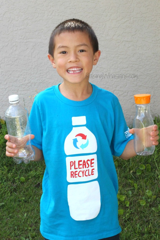 Recycle for kids