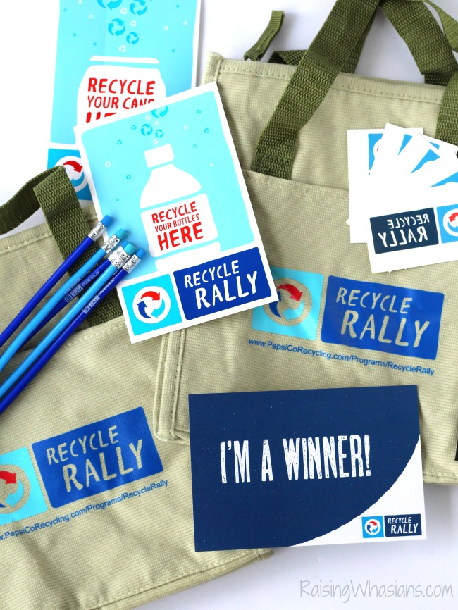Recycle rally details
