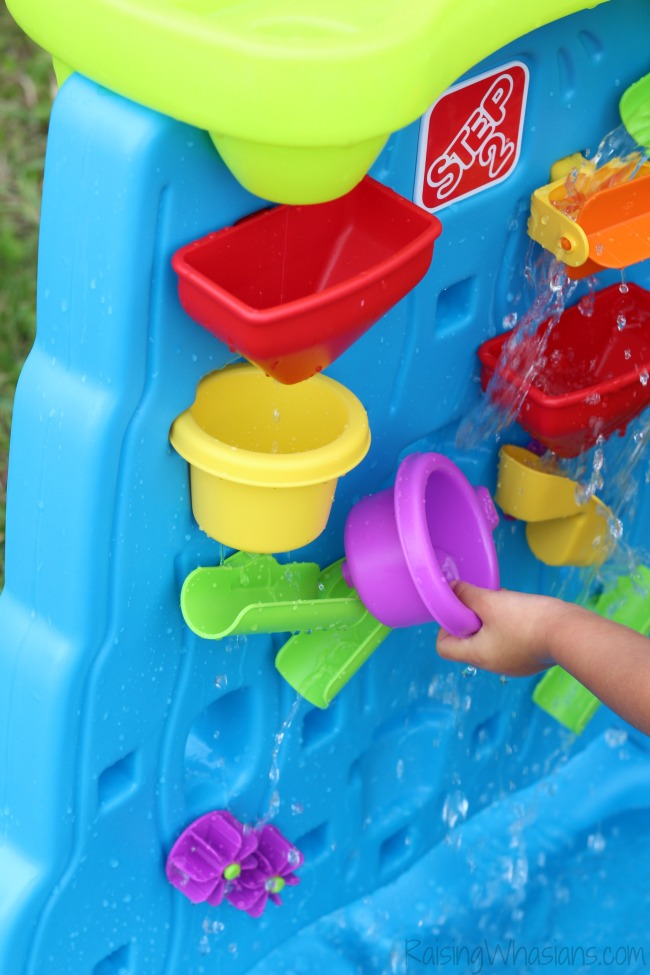 Summer water play toy