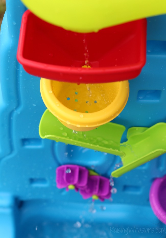 Water maze toy
