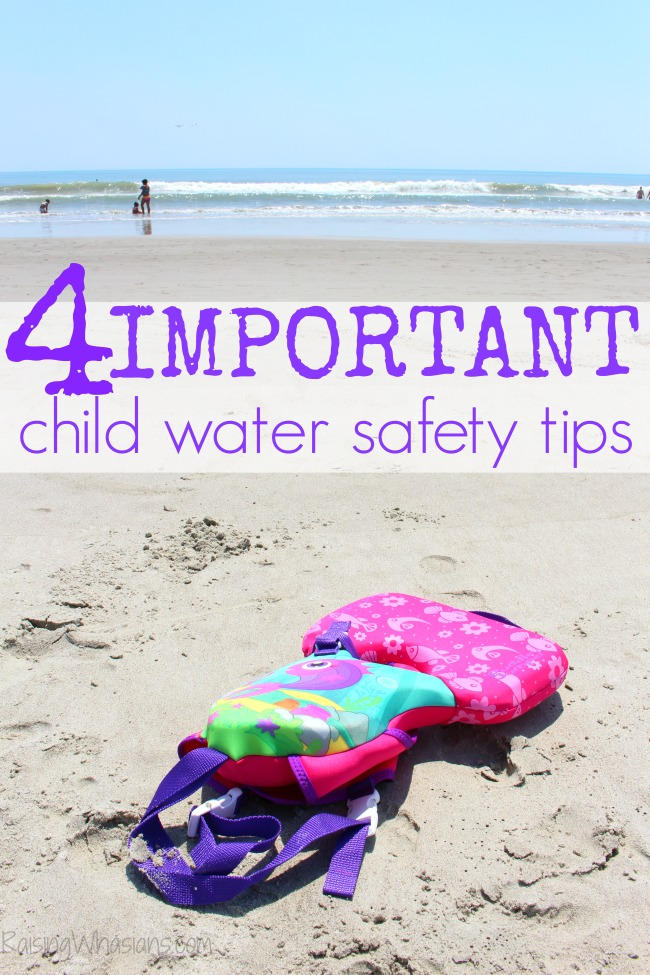 2c92f23f9609 Water Safety Tips for Kids + Puddle Jumpers Life Vest Giveaway