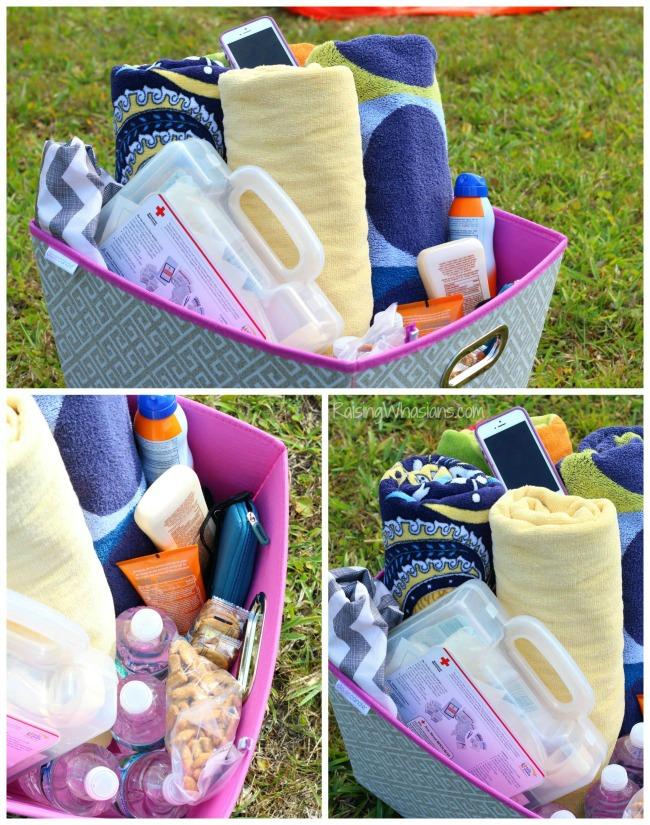 DIY summer kit