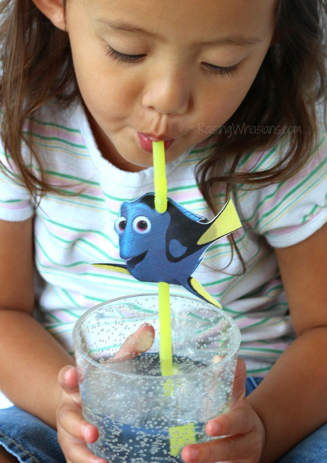 Easy finding Dory craft idea