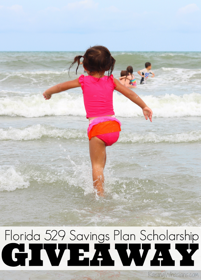 Florida 529 savings plan scholarship giveaway