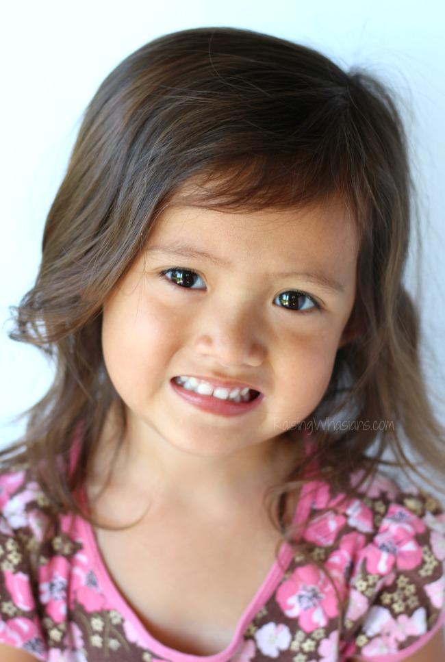 Hair tips for little girls