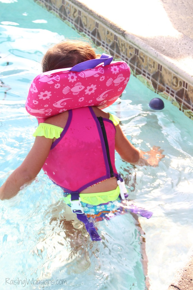 Water Safety Tips For Kids Puddle Jumpers Life Vest Giveaway