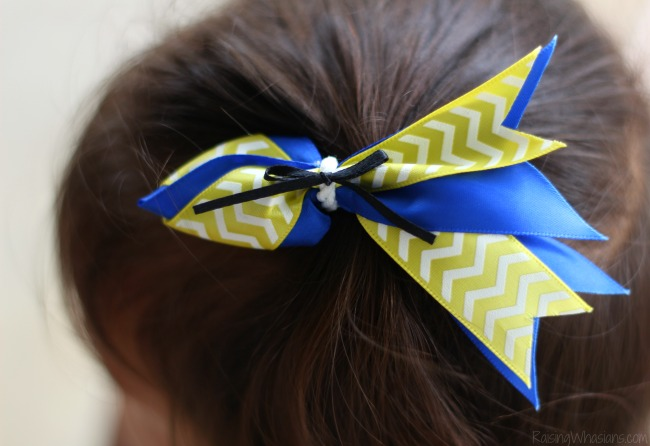Finding Dory hair bow