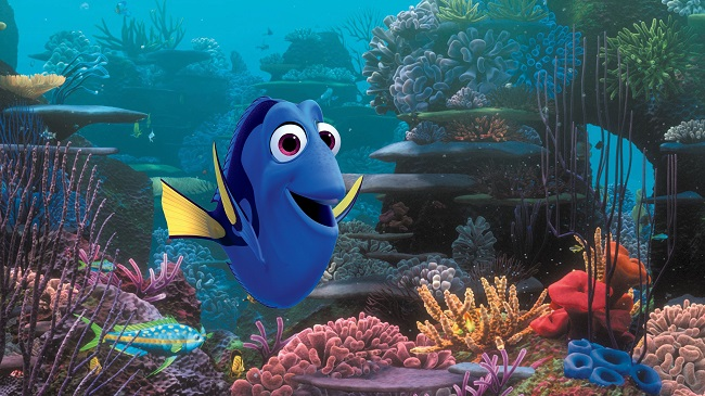 Finding Dory safe for kids
