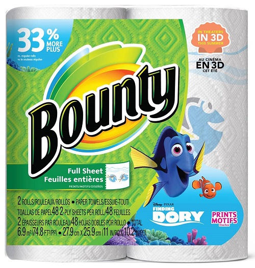 FindingDoryEvent Bounty breakfast