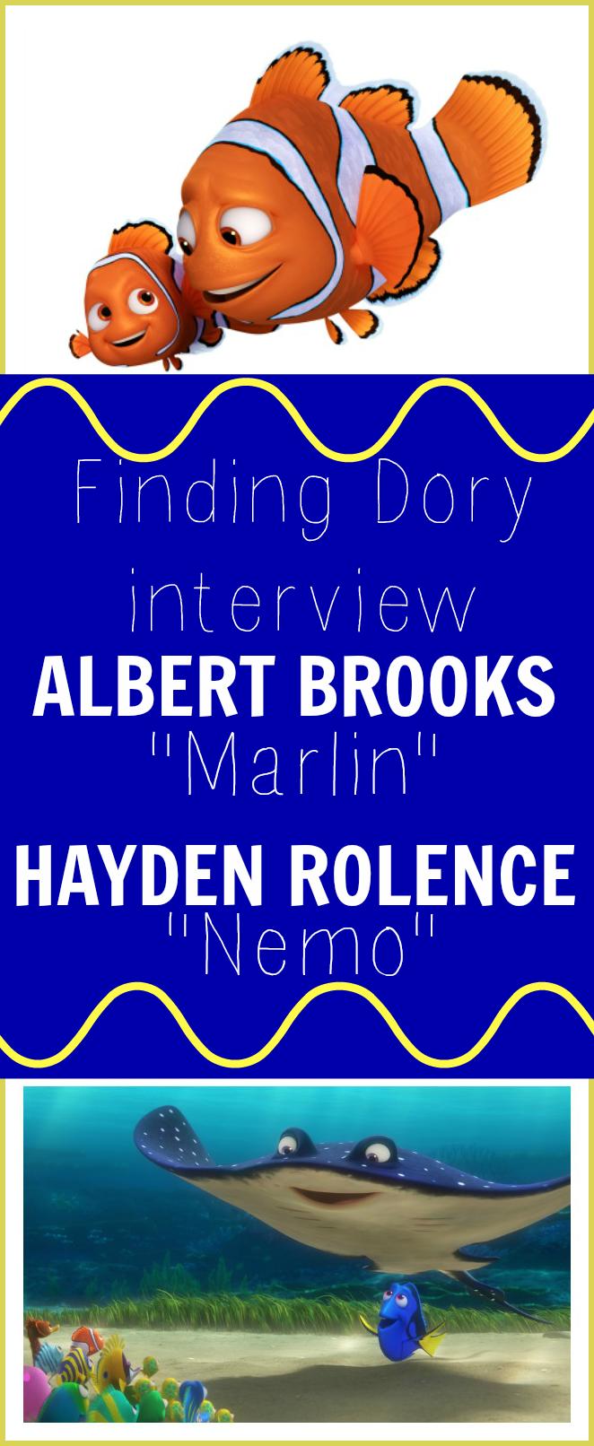 847f78c9631 Hayden Rolence   Albert Brooks Interview