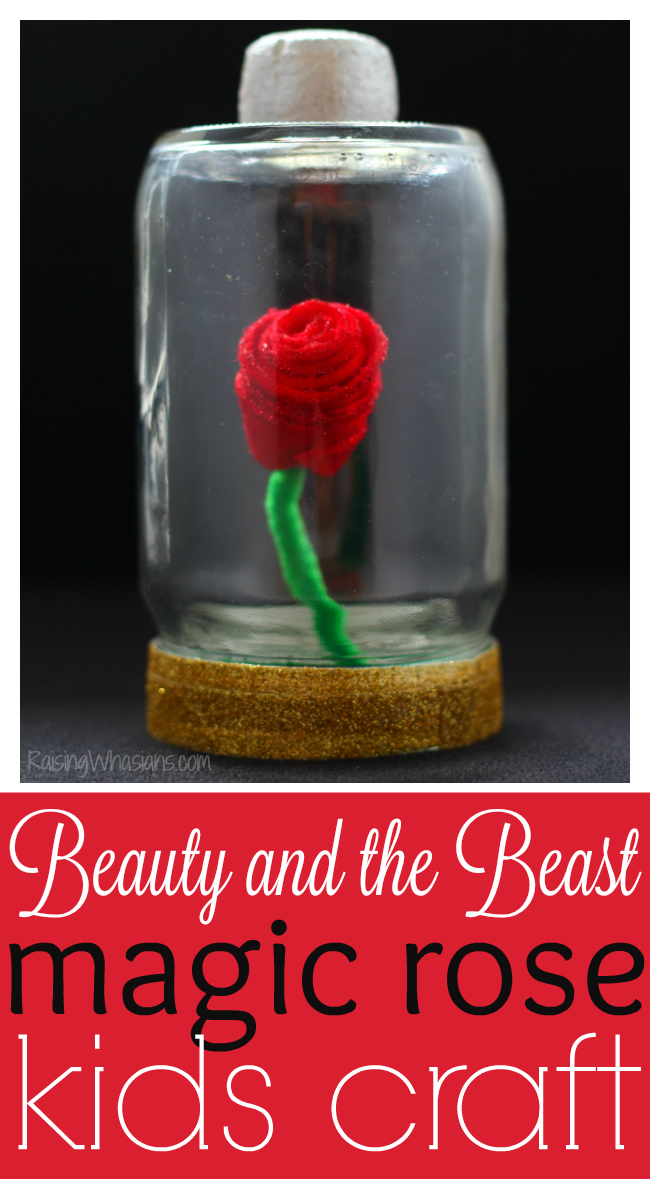 Beauty And The Beast Rose Craft Teaser Trailer Beourguest