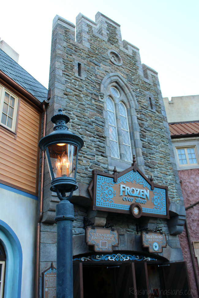 Best tips to ride frozen ever after