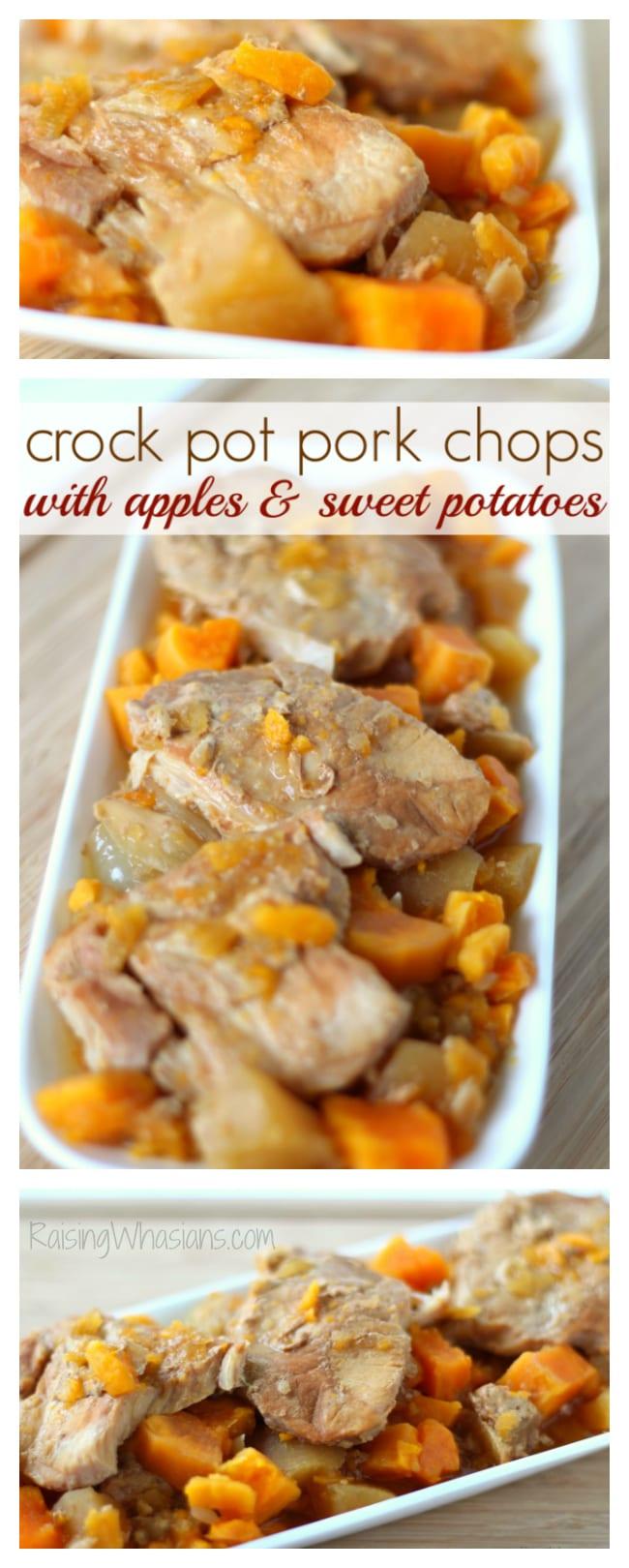 Easy crock pot pork chops pinterest