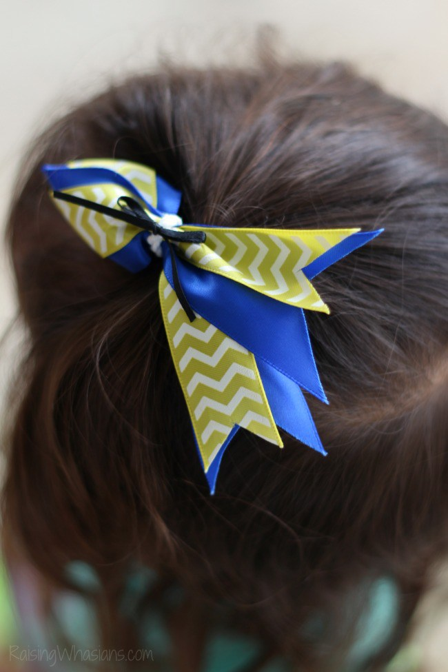 Finding Dory bow idea