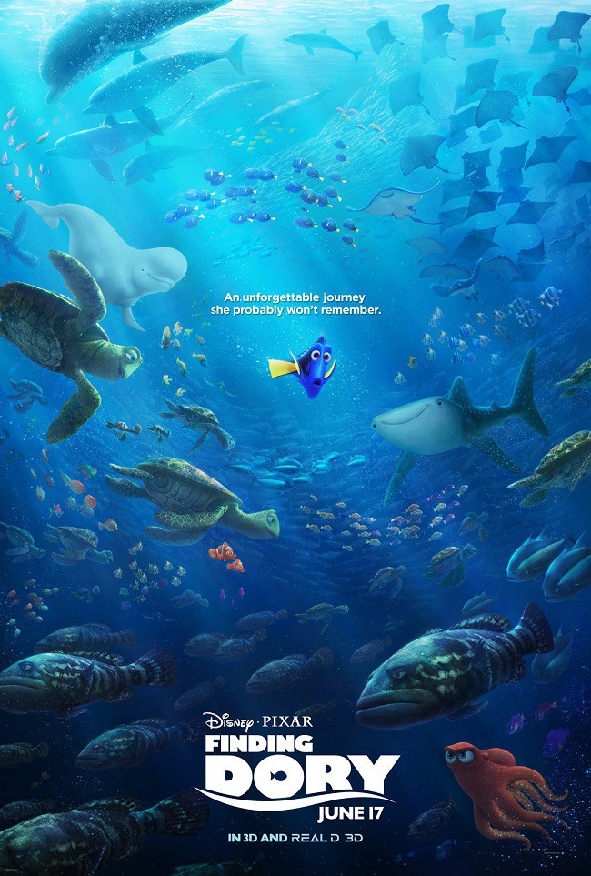Free finding dory school lesson
