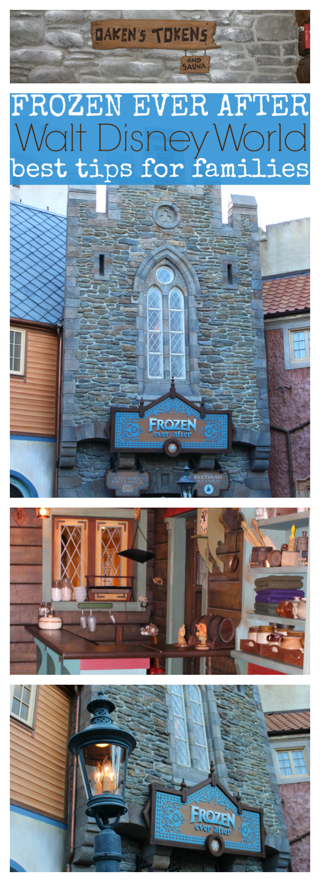 Frozen ever after tips pinterest