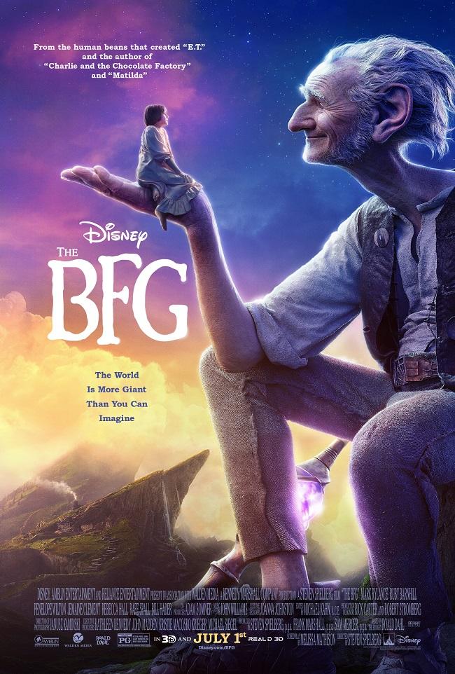 The BFG Movie Review | Safe for Kids