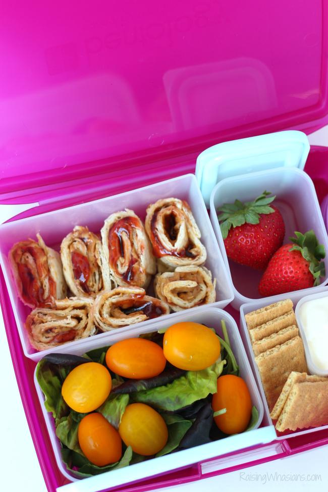 Bentology lunch ideas