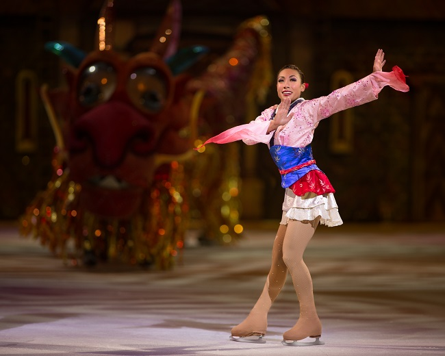 Orlando Disney on ice coupon 2016