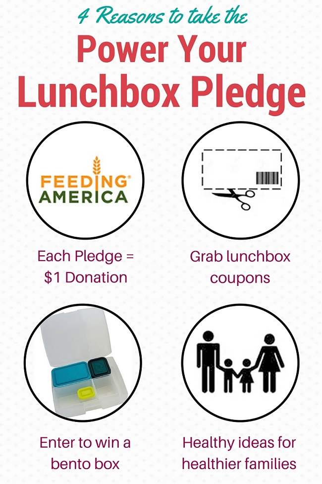 Power your lunchbox pledge 2016
