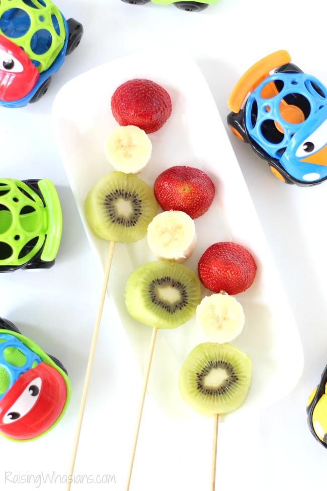 Car inspired snack idea