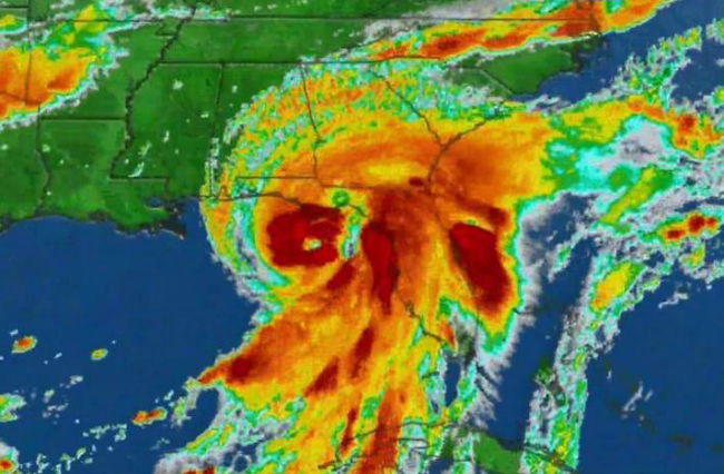 Grudges I hold against hurricane Hermine