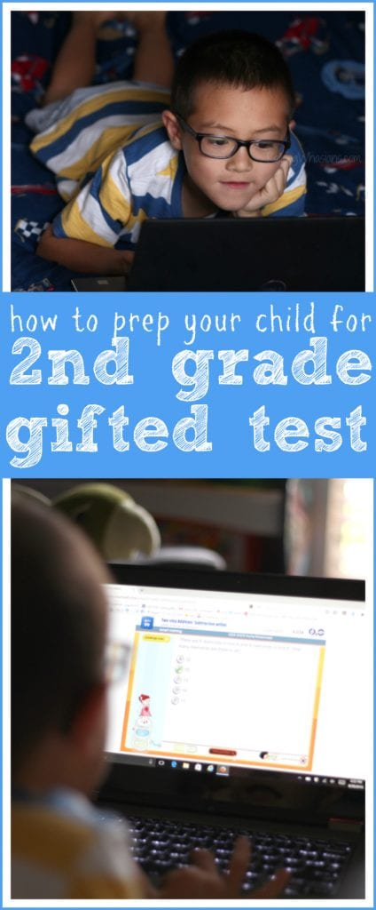 How to prep for 2nd grade gifted test