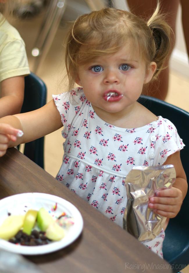 Kids apple party