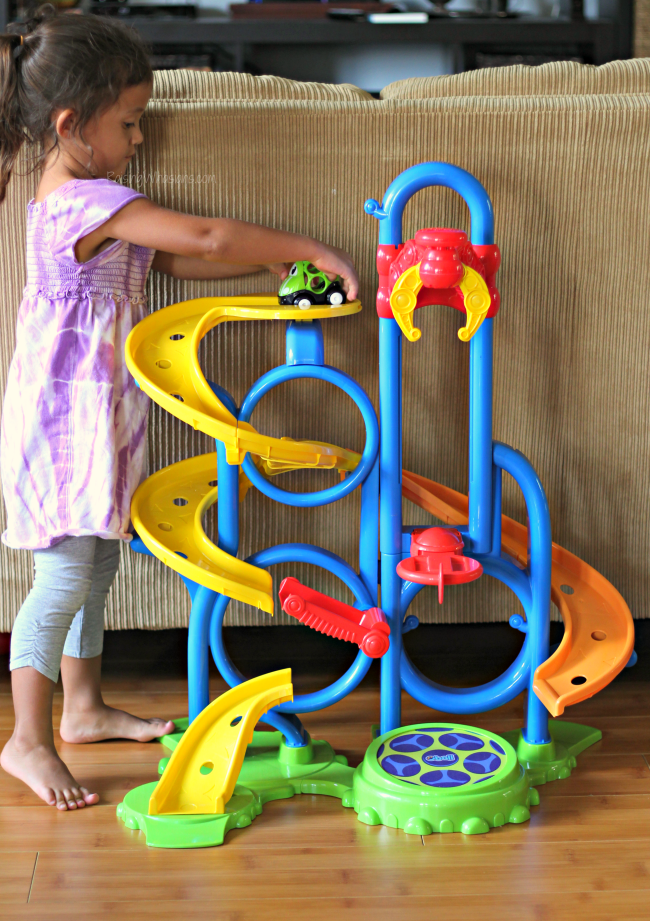 Oball speedway toy review
