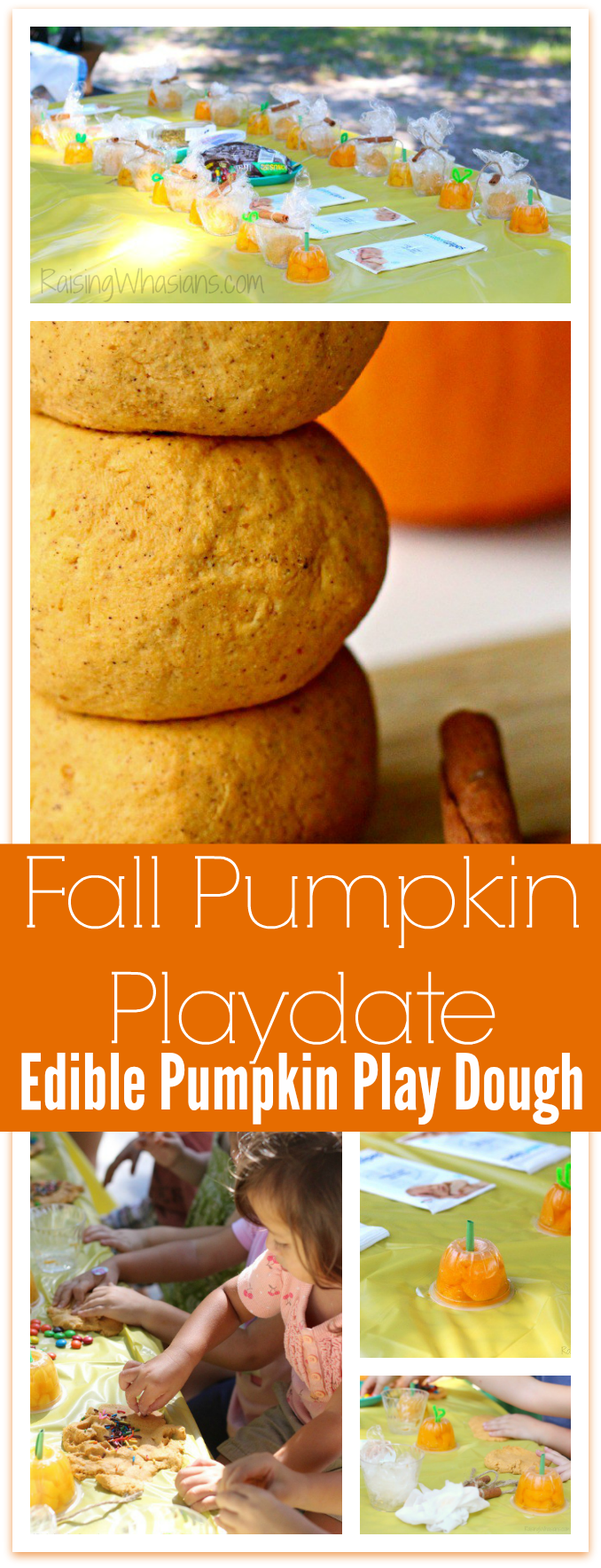 Pumpkin playdate ideas