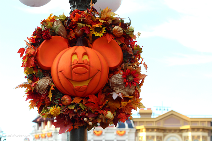Disney world Mickey's not so scary tips