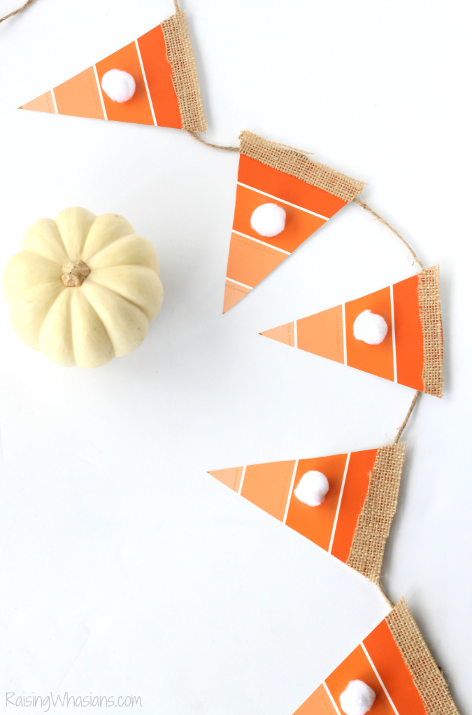 Easy pumpkin pie banner
