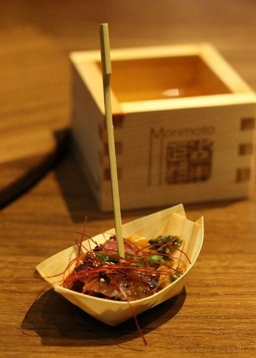 Morimoto Asia restaurant review