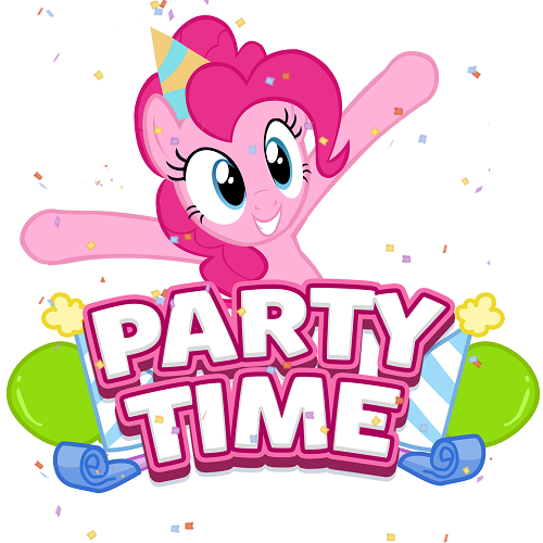 My Little Pony Cake And Party Online Game