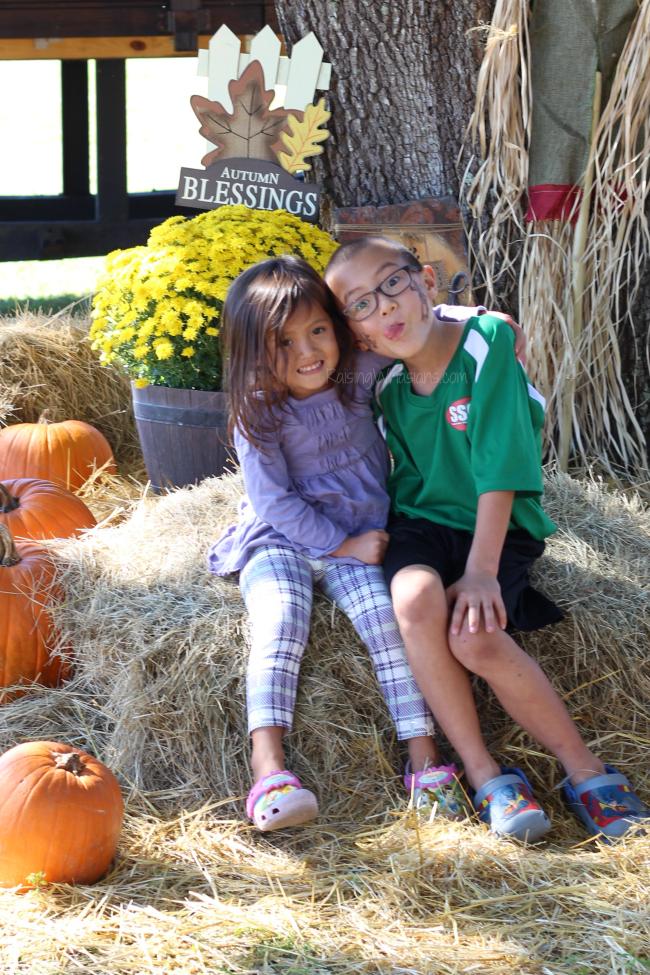 Outtakes pumpkin patch