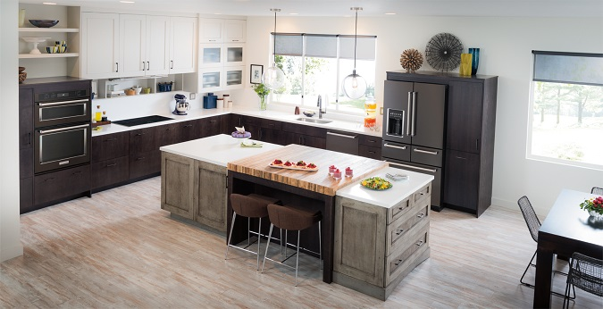 Swooning over black stainless appliances KitchenAid