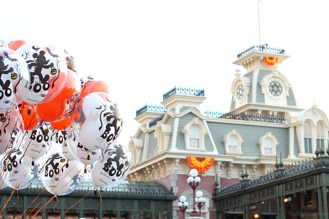 Tips Mickey's not so scary