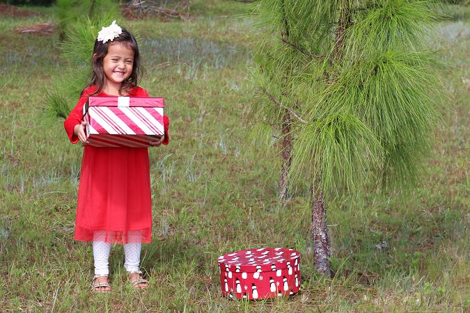 Toddler photo tips holidays