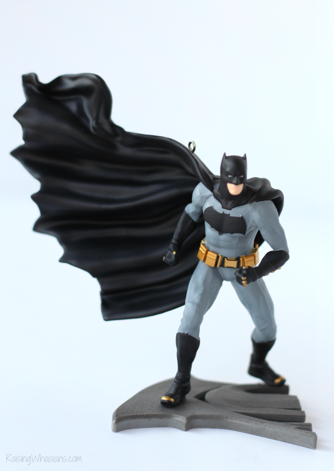 2016 batman ornament hallmark
