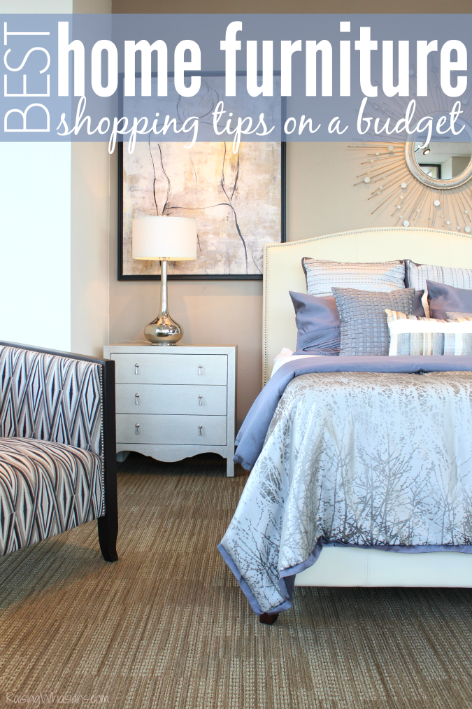 5 Best Home Furniture Shopping Tips On A Budget Raising