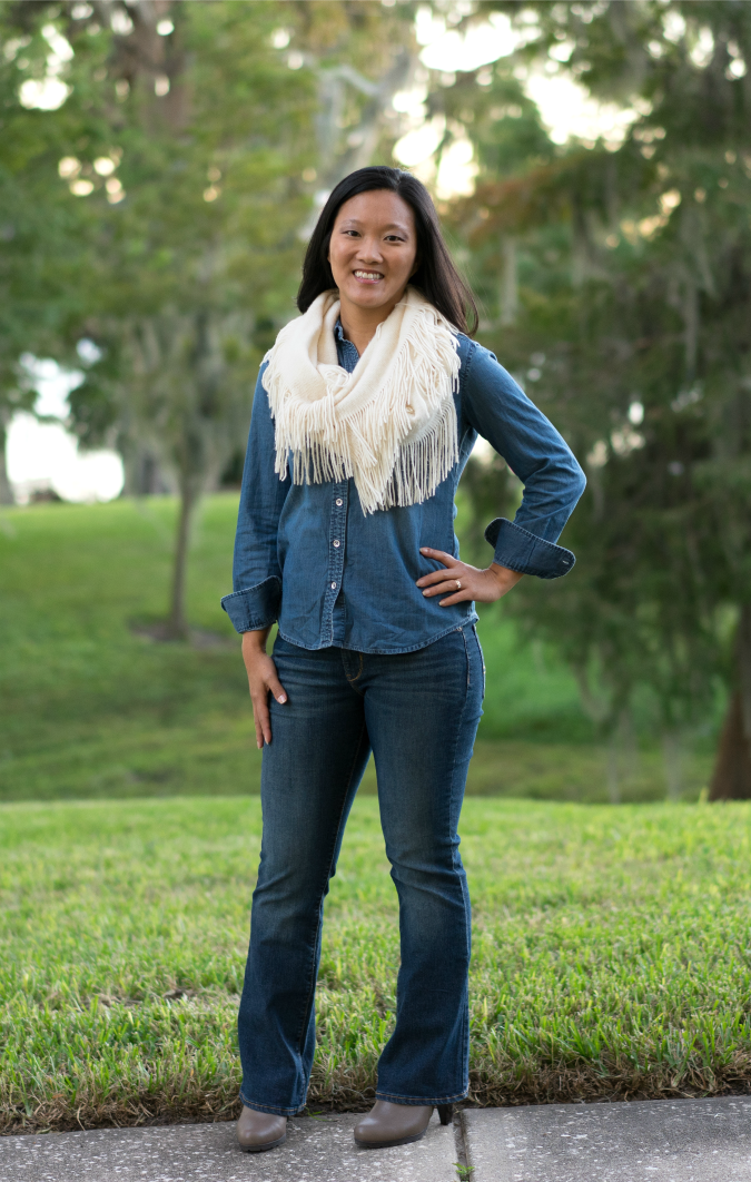 Denizen denim review for moms