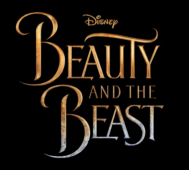 Live action beauty and the beast logo