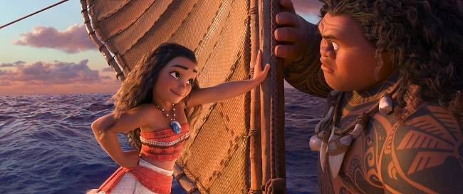 Moana spoiler free review