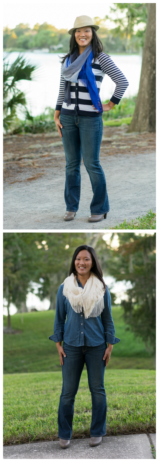 Mom style jeans for fall