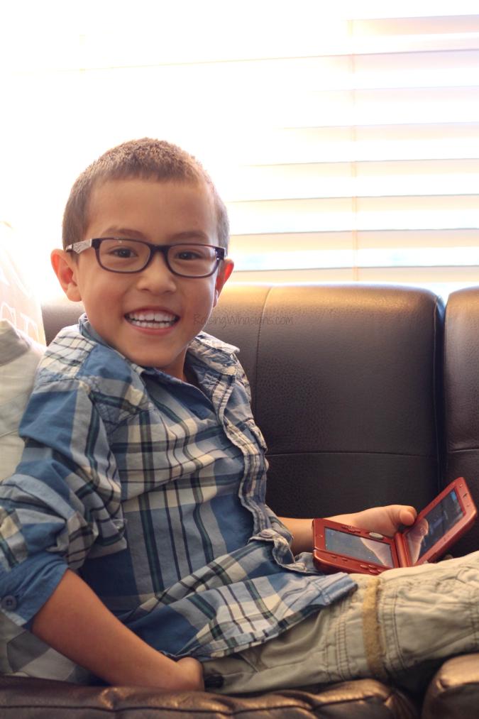 Nintendo 3DS review for boys