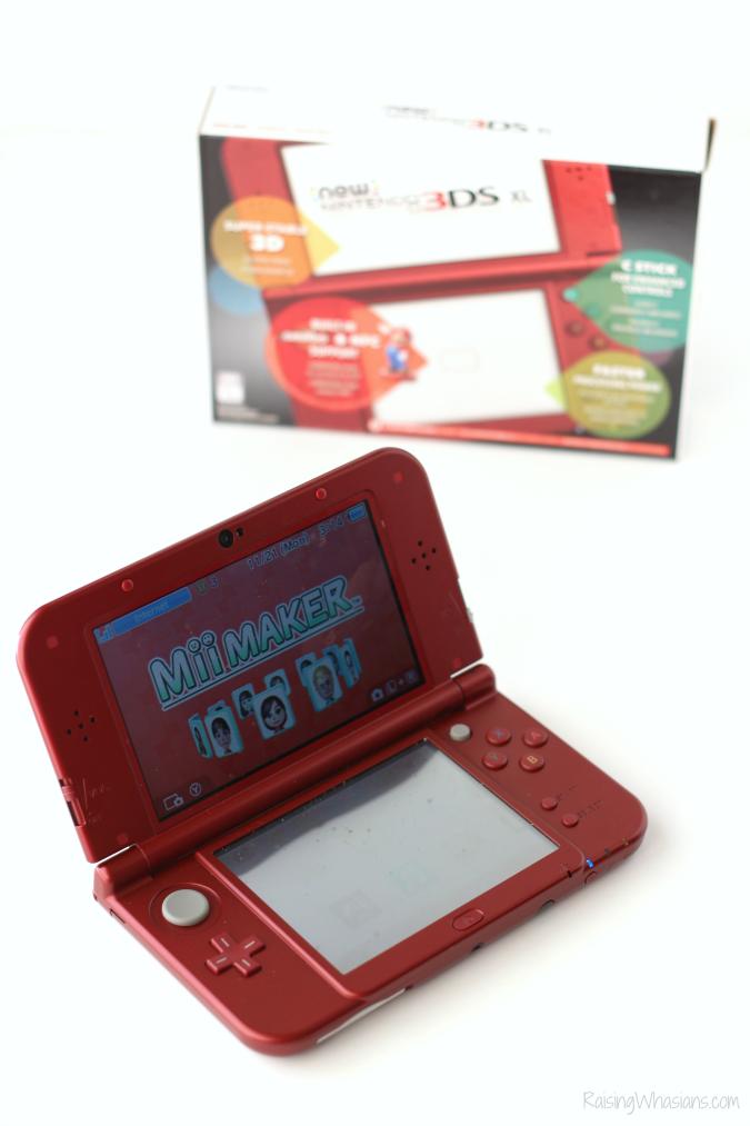 Nintendo 3ds xl review for parents