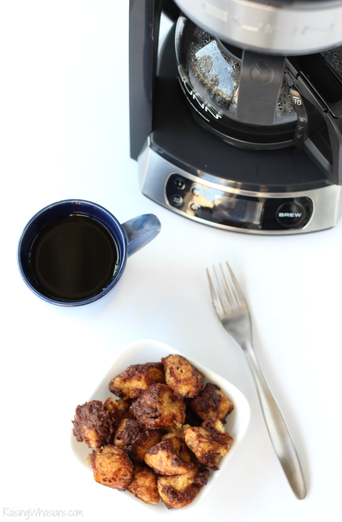 Slow cooker coffee cake