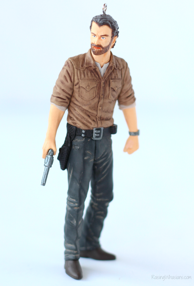 Walking dead ornament