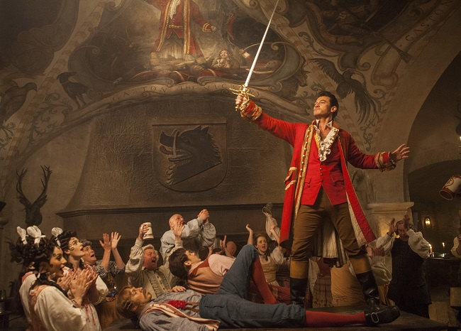 Who is Gaston in Disney beauty and the beast